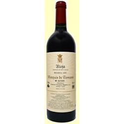 Marqués de Tomares Reserva 2001