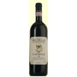 Brunello di Montalcino - Capanna 2004