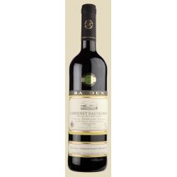 Cabernet Sauvignon - pozdní sběr 2012